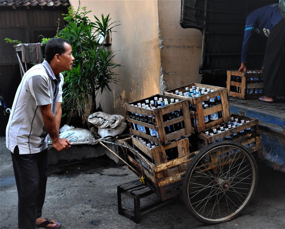 Wisata Pabrik, Alternatif Bali Pasca Pandemi