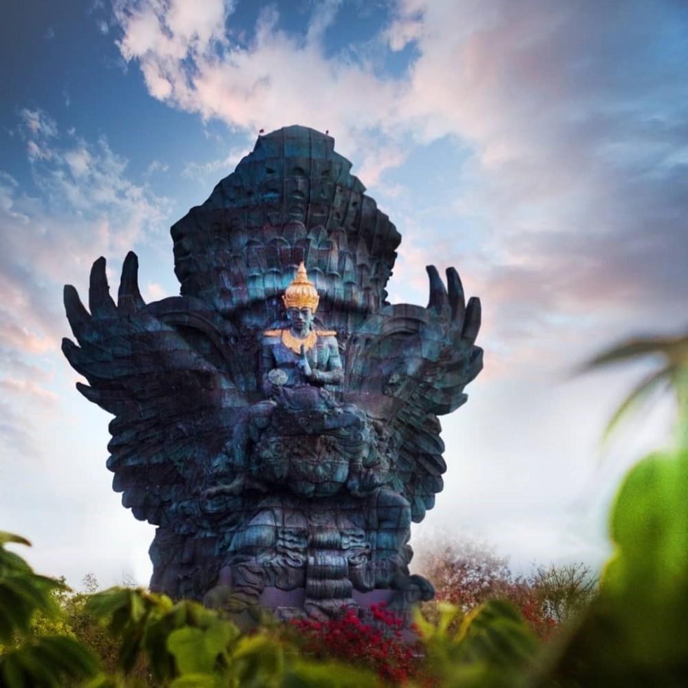 Selain GWK, 3 Patung Ikonik Penuh Sejarah Ini Juga Terdapat di Bali