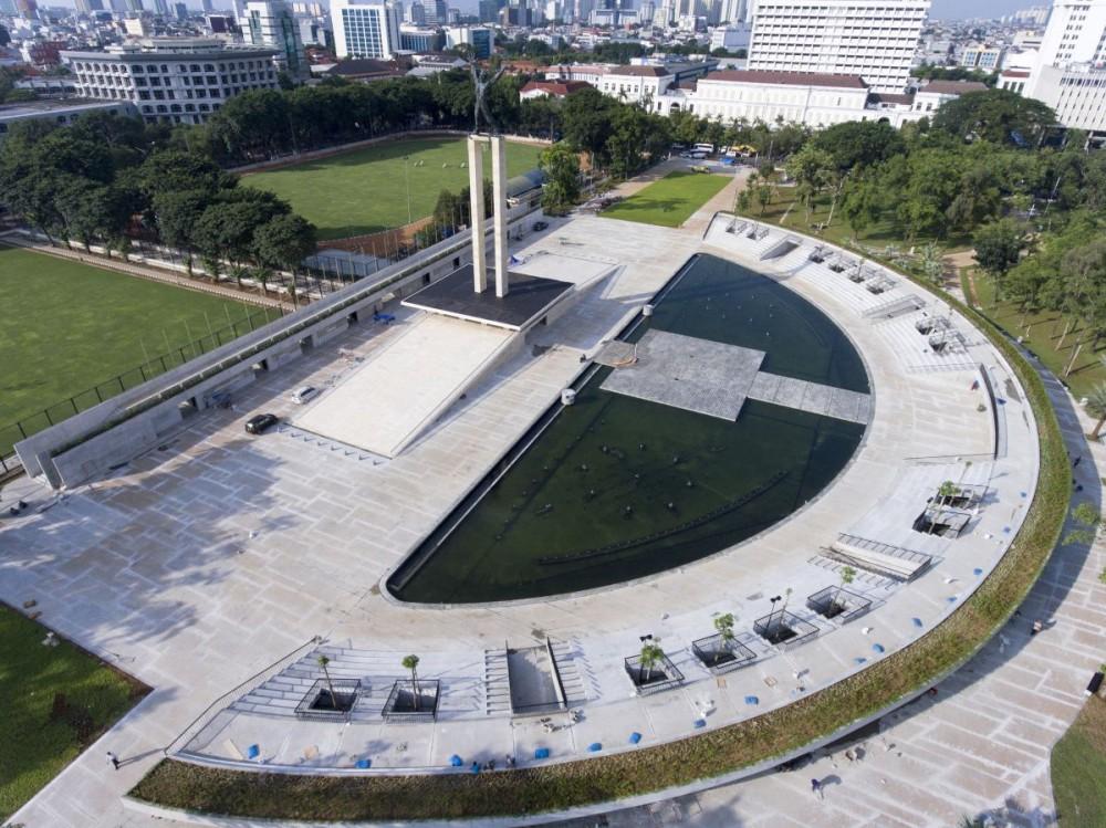 Lapangan Banteng, Ruang Publik yang Terus Bertransformasi dari Masa ke Masa
