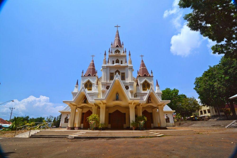 Larantuka, Satu-satunya Kerajaan Katolik di Nusantara