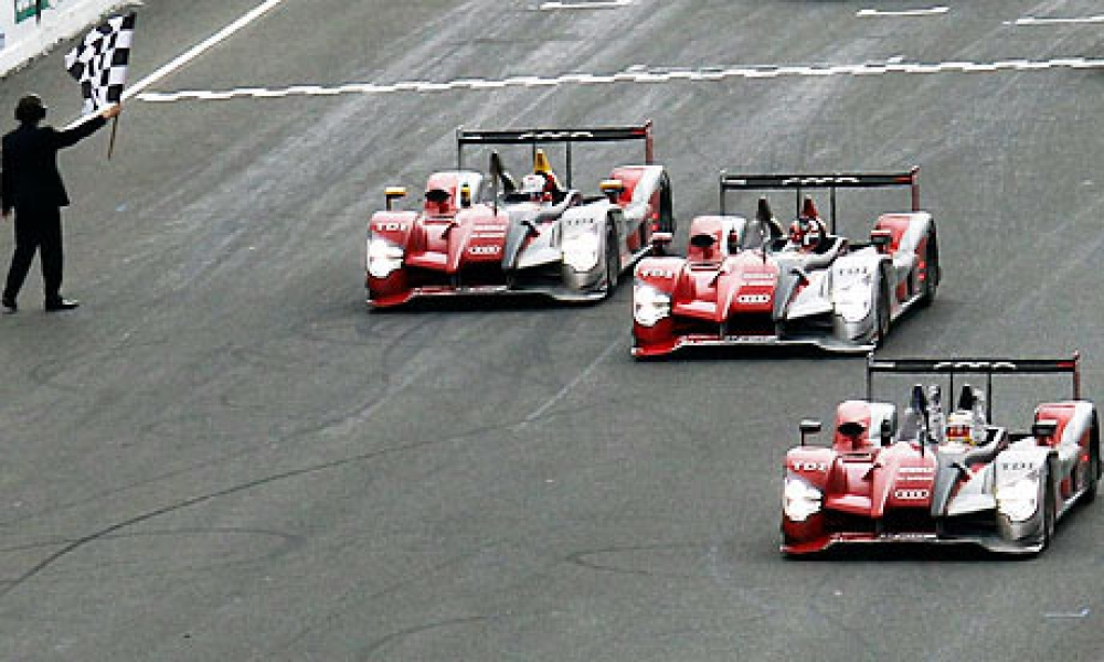 Le Mans Series...in Indonesia