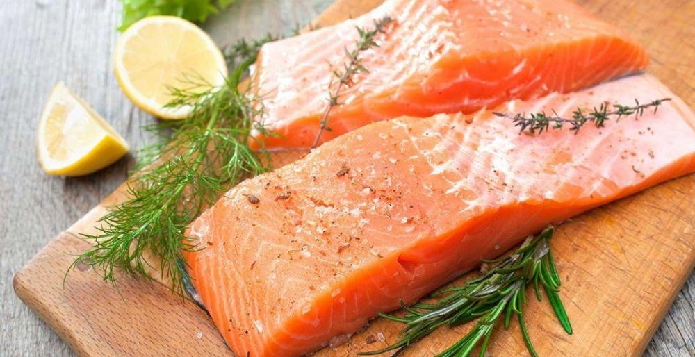 Antara Ikan Salmon dan Ikan Kembung