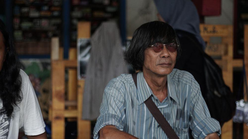 Wow, Ada Lennon di Yogyakarta!