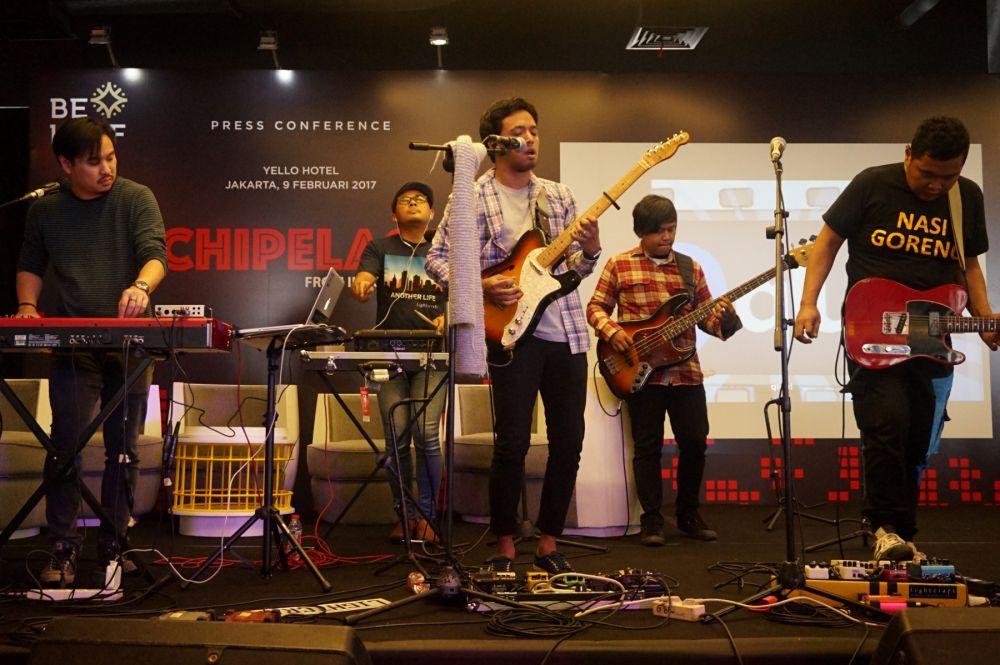 Dua Band indonesia Hadir di Festival Kreatif Terbesar Dunia SXSW 2017