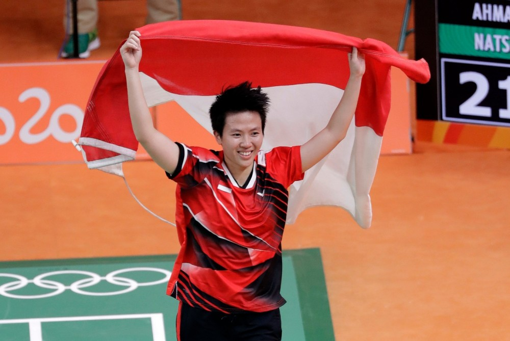 Indonesia Masters dan Pesta Perpisahan Liliyana Natsir