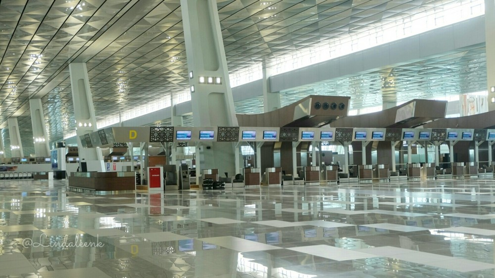 Fasilitas di Bandara Soekarno-Hatta Ini Bikin Gamers Bahagia