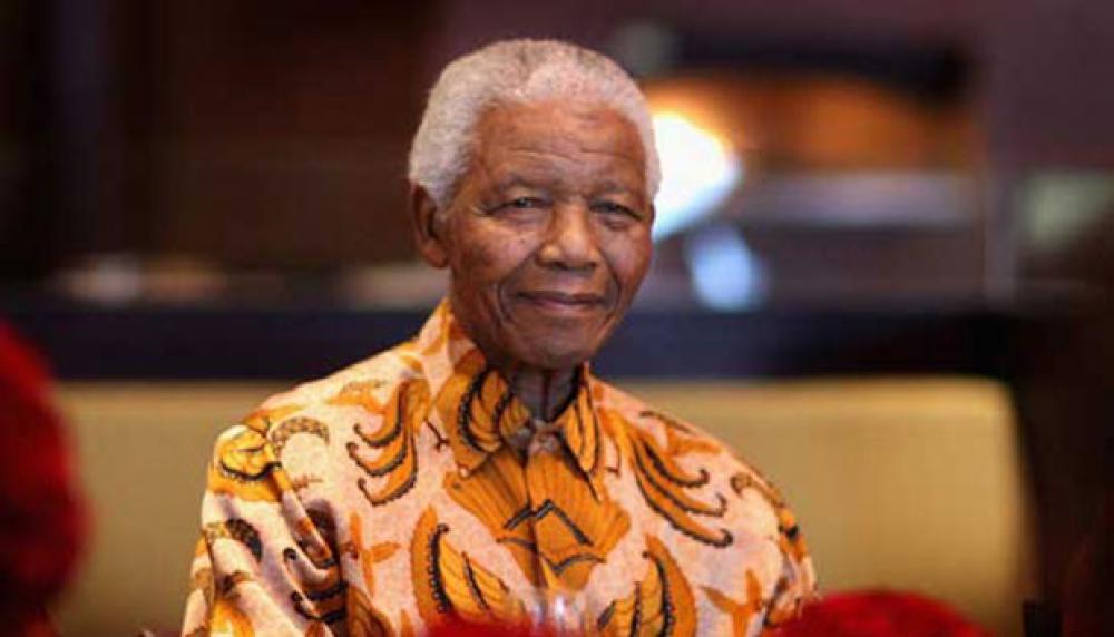 Madiba Shirt, Batik Cinta Nelson Mandela