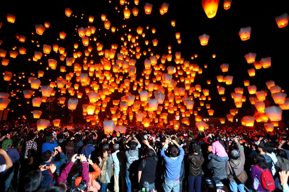 Indonesia di Festival Kampus Taiwan