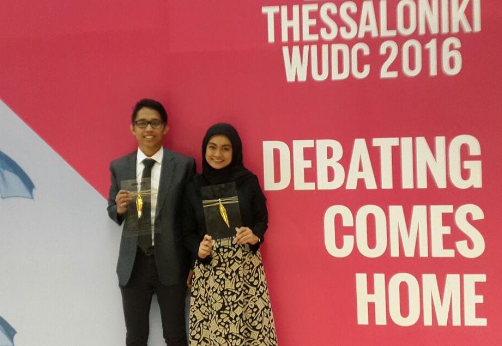 Mahasiswa Wakil Indonesia Bawa Pulang Tiga Penghargaan dari Yunani