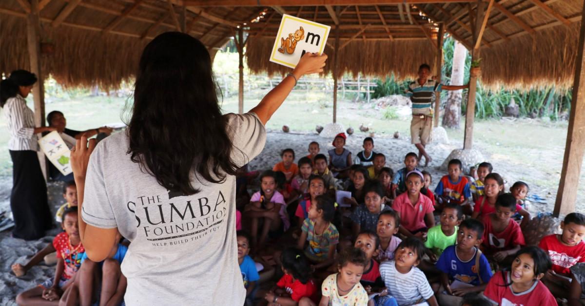 Sumba Foundation, Harapan Masyarakat Sumba