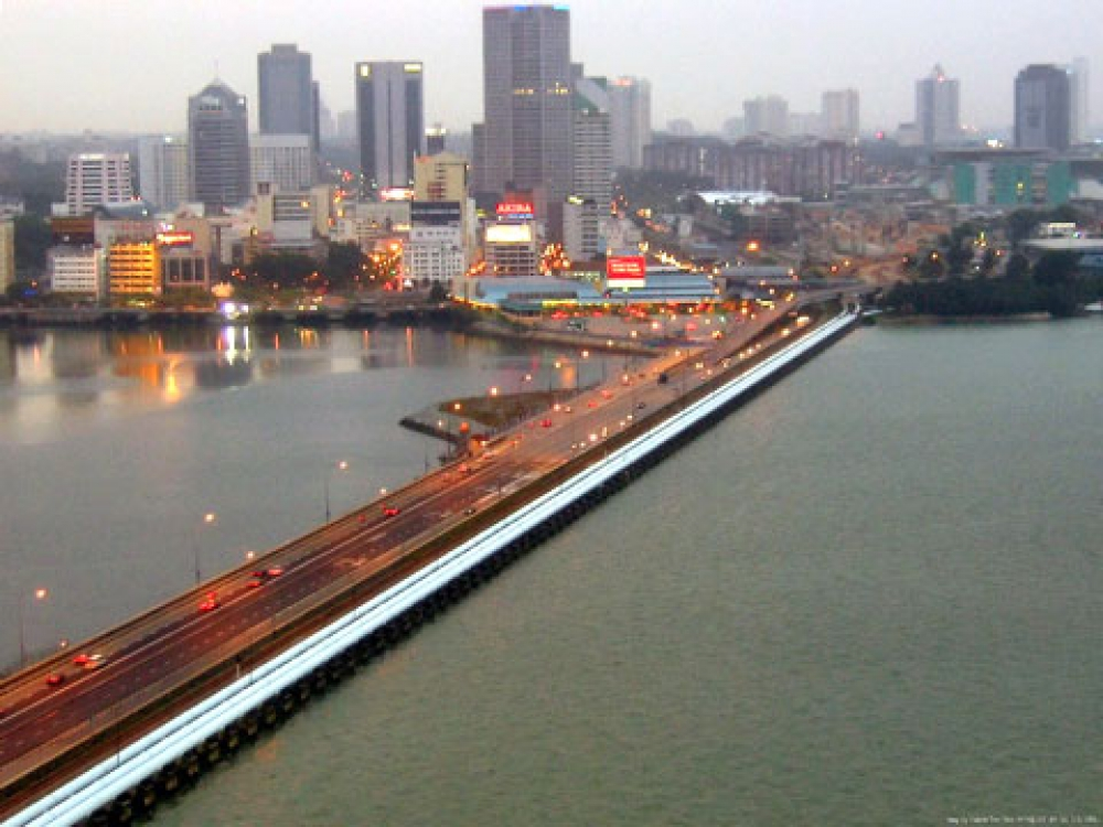 Malaysia, Jembatan Singapura-Riau, dan Indonesia di 10 Besar Dunia