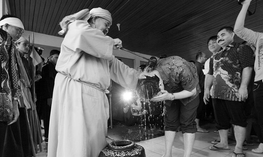 Mandi Belimau, Tradisi Menyambut Ramadhan di Negeri Laskar Pelangi