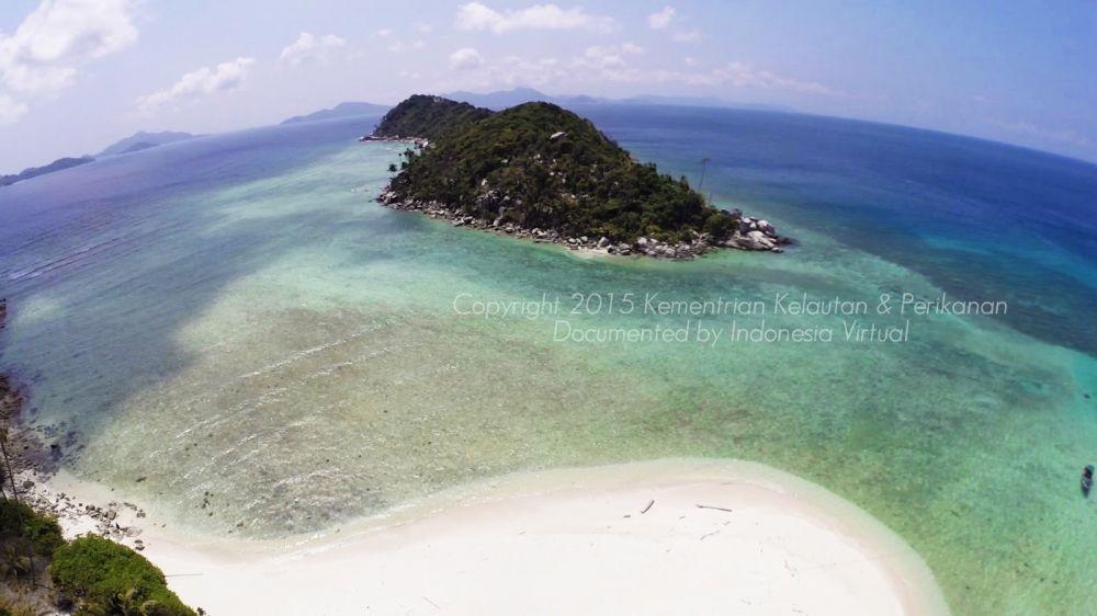 Pemerintah Segera Berikan Status 100 Pulau Kecil dan Terdepan