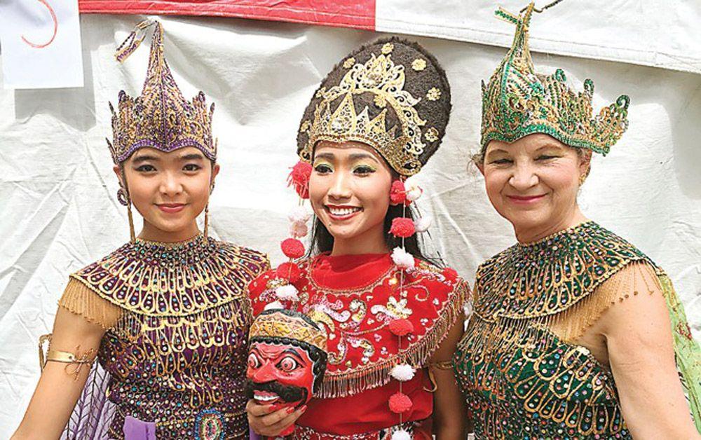 Gara-gara Cinta Mati Pada Tarian Indonesia