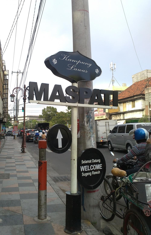 Kampung Lawas Di Kota Metropolitan