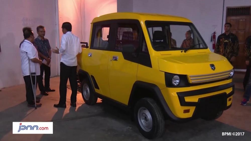 Mahesa, Mobil Pedesaan Karya Anak Bangsa yang Siap Produksi Massal 2018