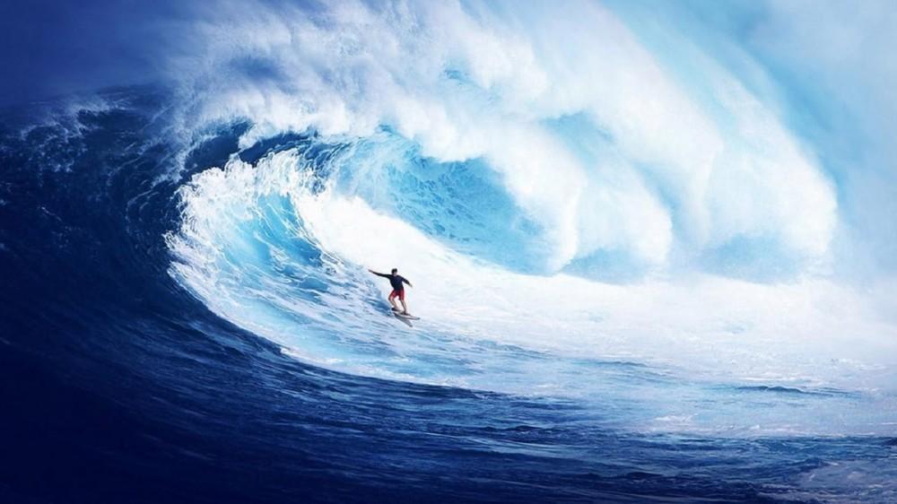 Miliki Ombak Tertinggi, Pantai di Banyuwangi Ini Masuk Tujuh Besar Ombak Terbaik Dunia