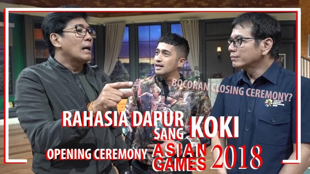 The Unmentioned Heroes: Cerita Dari Balik Dapur Asian Games 2018