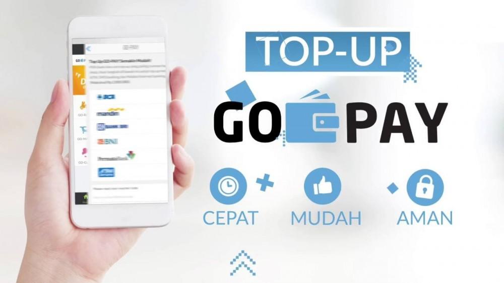 Go-Pay Jadi Fintech Pembayaran Paling Populer 2018 di Indonesia