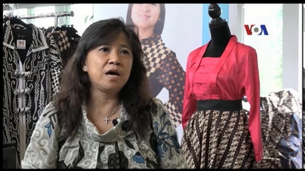 Lewat Toko Online, Monica Nathan Promosikan Indonesia Ke Amerika Serikat