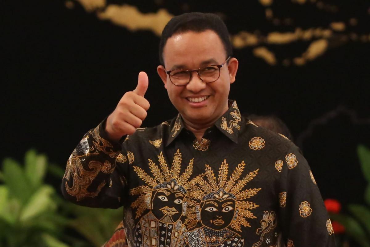 Sukses Benahi Sistem Transportasi Jakarta, Anies Masuk Daftar 21 Heroes 2021