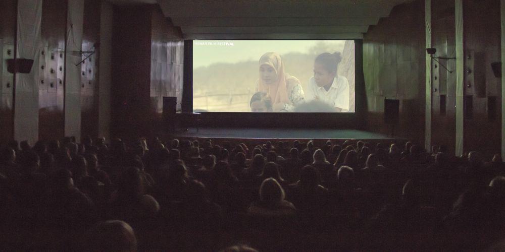 """Kota Sofia Menjadi Saksi Kerennnya Film """"Aisyah Biarkan Kami Bersaudara"""""""