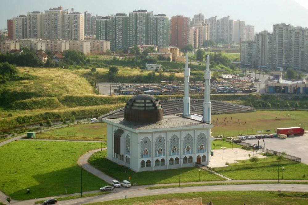 Mengenang Pak Harto di Masjid Soeharto di Bosnia - Herzegovina