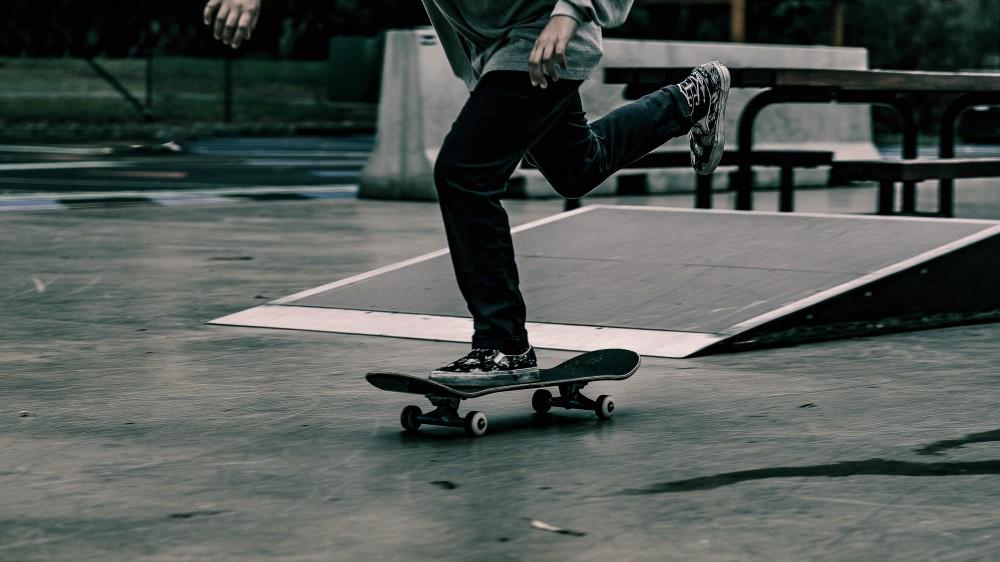 Atlet Skateboard Indonesia Siap Taklukan Jepang di Asian Games 2018