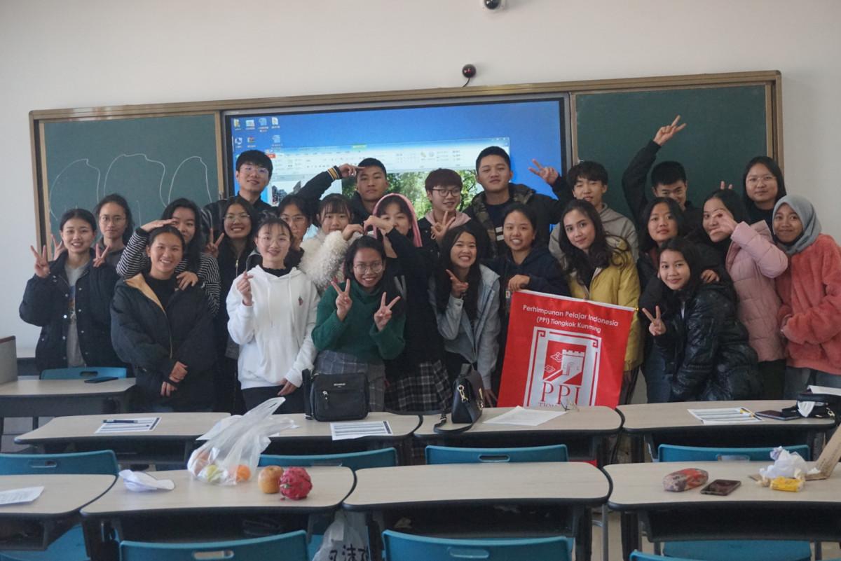 Dari Kunming, Menghidupkan Jalur Sutera dengan Bahasa
