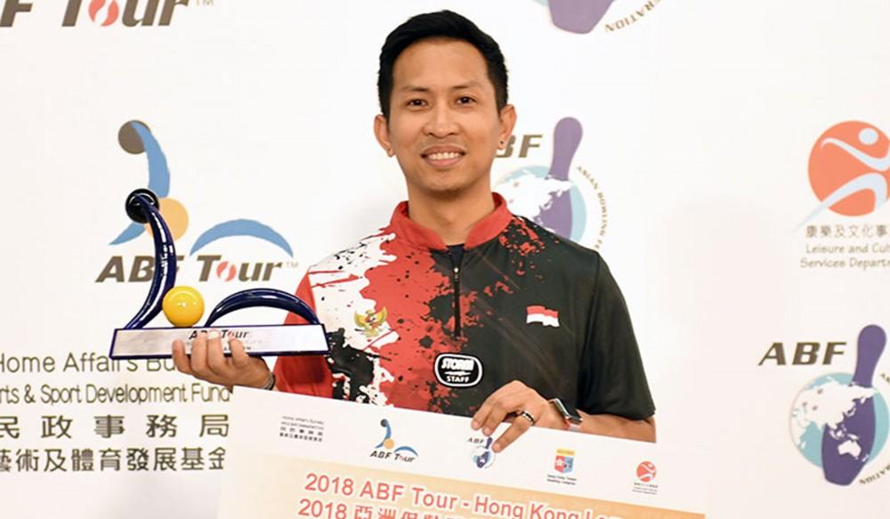 Ryan Lalisang dan Rekor Asian Games Boling yang Belum Terpecahkan