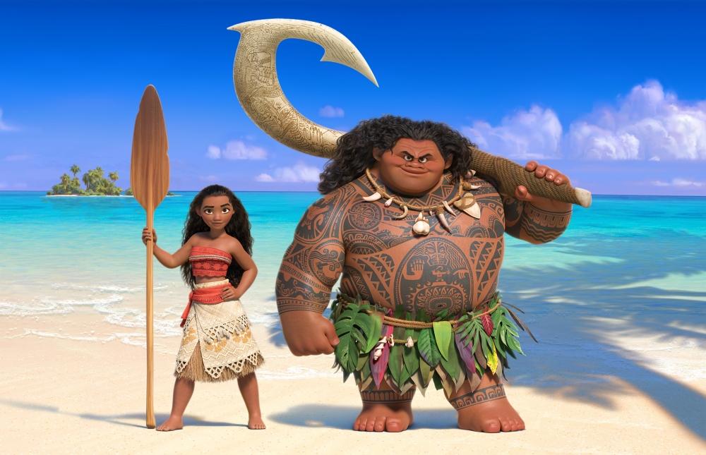 Lagi, Ada Nama-nama Indonesia dalam Film Terbaru Disney