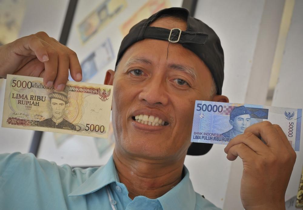 Pria Jogja ini Adalah Maestro di Balik Desain Uang Rupiah