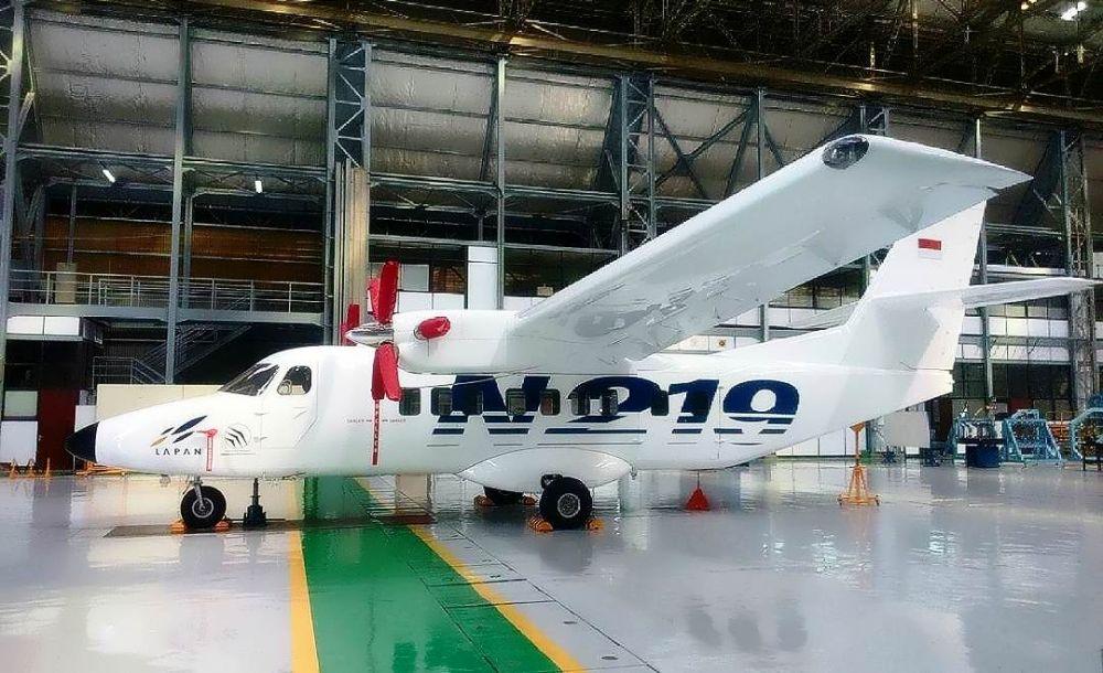 Catat! Makassar, Agustus 2017 Pesawat N219 Perdana Mengudara