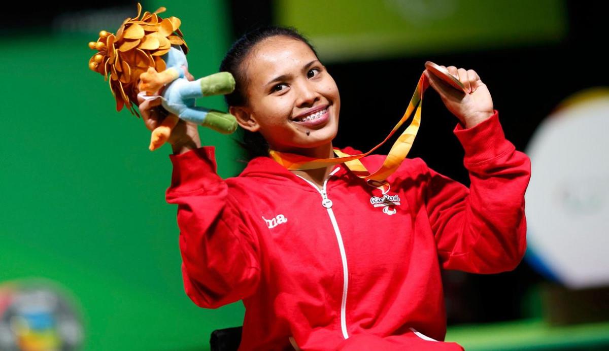 Indonesia dalam Paralimpiade, Medali Emas Pertama dari Pesta Olahraga Sebelum Olimpiade