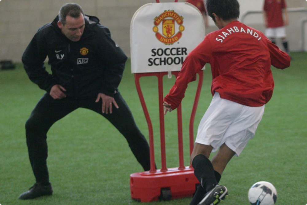 Old Trafford's Indonesian Young Player