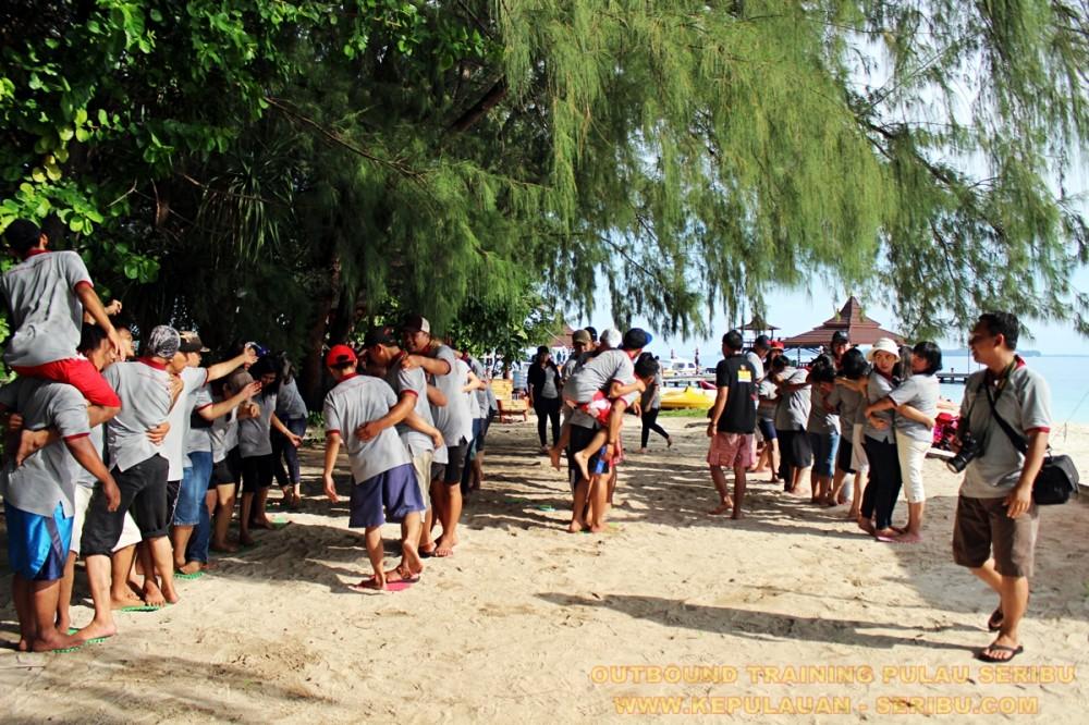 Wisata Pulau Seribu | Acara Outbound Training
