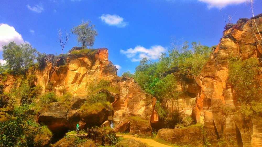 Salah Satu Arizonanya Indonesia Ada di Madura