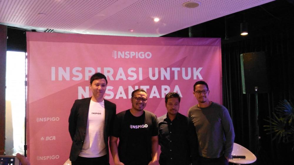 Kenali INSPIGO, Aplikasi Unik dan Estetik Karya Anak Bangsa!