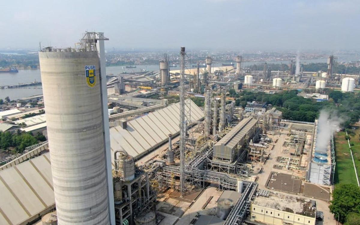 Pupuk Indonesia Punya Kinerja Gemilang, Produksi Naik 14,1 Pesen Kuartal I 2020
