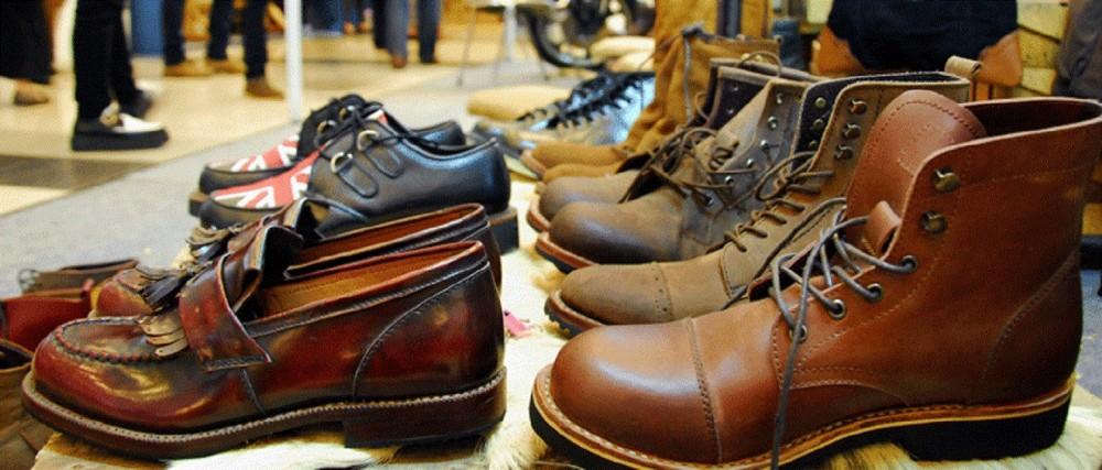 Penggemar Sepatu Kulit ? Mari Merapat ke Pameran Local Goods for Lifestyle