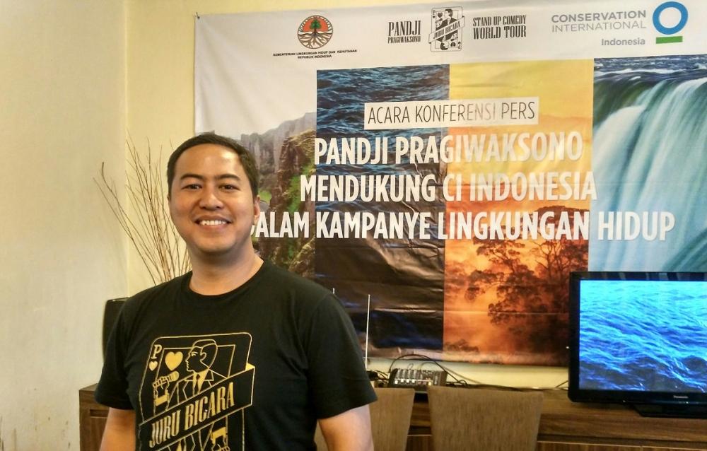 Pandji Pragiwaksono: Indonesia Diberi Kehormatan Jaga Keanekaragaman Hayati Milik Dunia