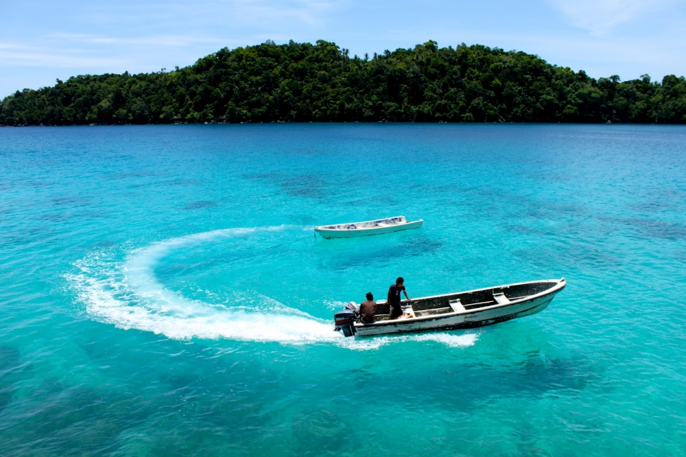 Pulau Terbarat Indonesia, ternyata Bukan Pulau Weh (Kota Sabang)