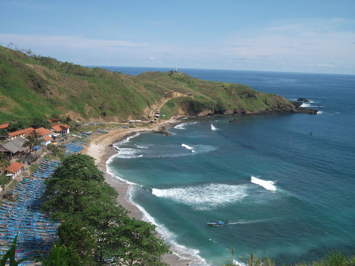 Pantai Menganti, Selandia Baru di Pesisir Jawa Tengah