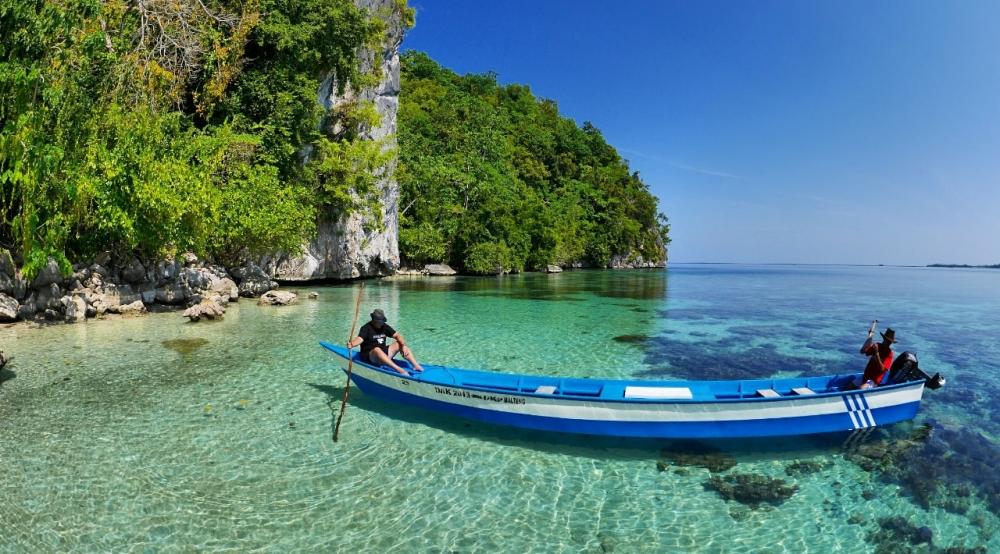 Kenalkan Empat Pulau Calon Objek Wisata Baru di Maluku!