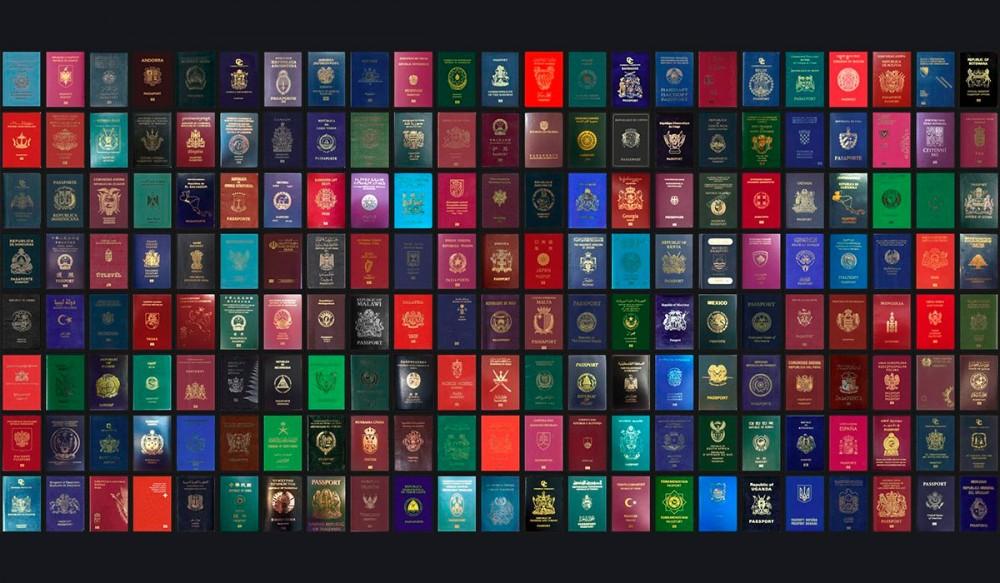 Paspor-paspor Dengan Desain Terindah di Dunia