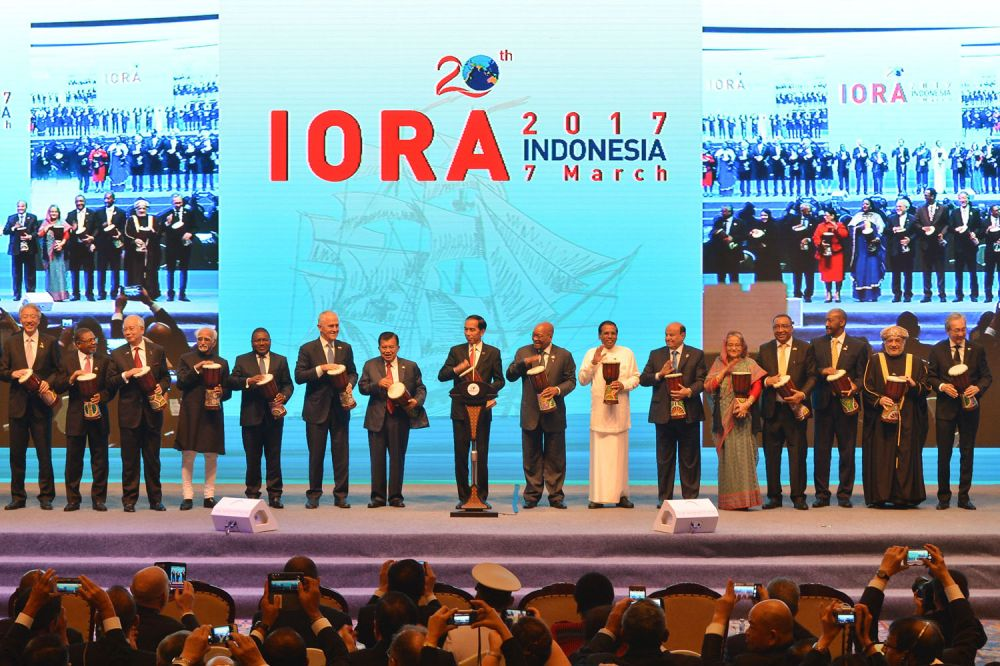 Peran Besar Indonesia dalam KTT IORA