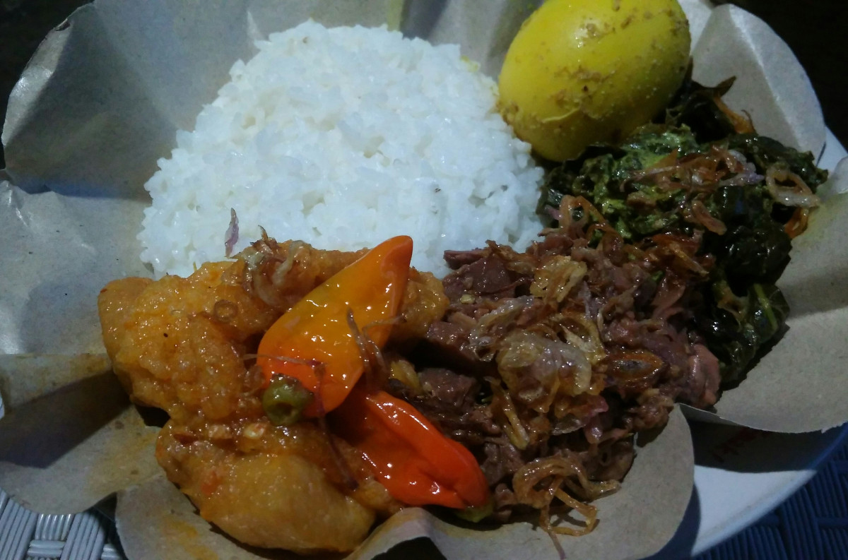 Gudeg Legendaris Mbah Medi Kotagede, Bikin Kangen Yogyakarta!