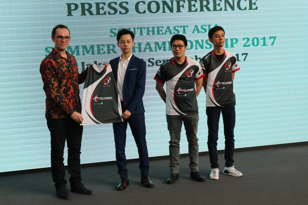 Elite8 Wakili Indonesia di Kejuaraan Vainglory Summer 2017 Southeast Asia Championship