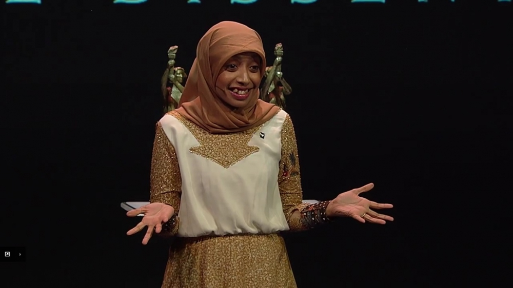 Perempuan Komedian Ini Raih Penghargaan Havel Prize di Norwegia