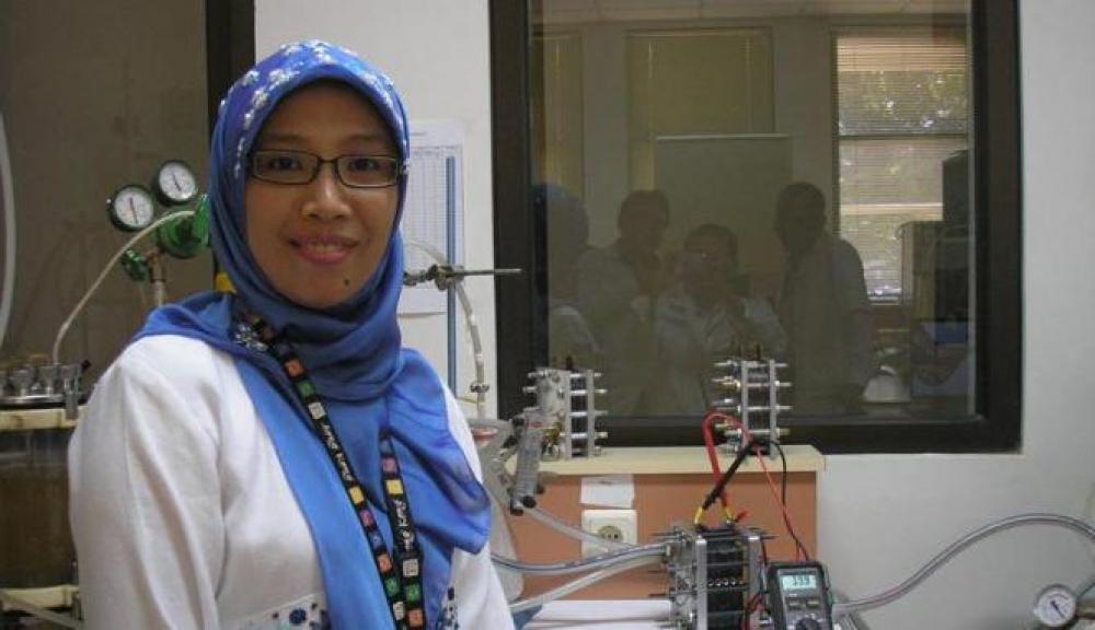 Perempuan Magelang, Inovator Energi Kelas Dunia